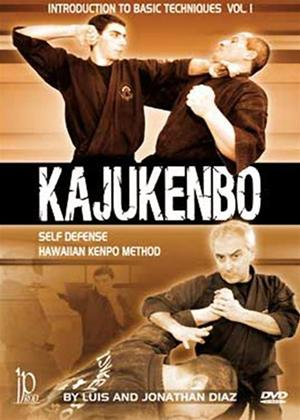 Kajukenbo: Hawaiian Self-defense Online DVD Rental