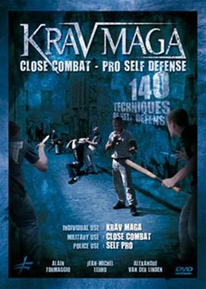 Krav Maga: Close Combat: Pro Self Defense Online DVD Rental