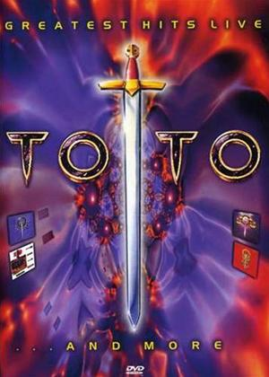 Toto: Greatest Hits Live...and More Online DVD Rental