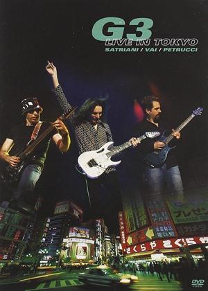 G3: Live in Tokyo Online DVD Rental