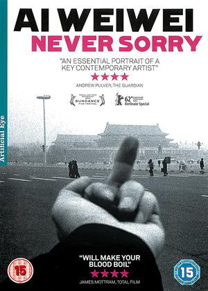 Ai Weiwei: Never Sorry Online DVD Rental