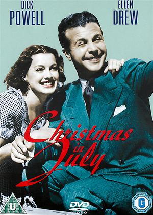 Christmas in July Online DVD Rental