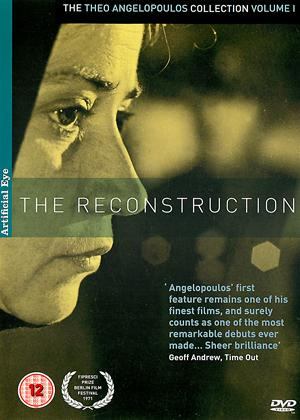 The Reconstruction Online DVD Rental