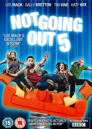 Rent Not Going Out: Series 5 Online DVD Rental
