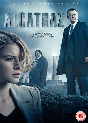 Alcatraz: The Complete Series Online DVD Rental