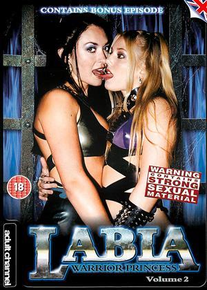 Rent Labia Warrior Princess: Vol.2 Online DVD Rental