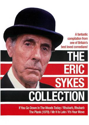 eric sykes harry potter