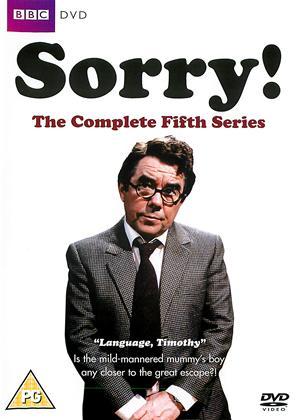 Rent Sorry!: Series 5 Online DVD Rental
