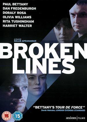 Broken Lines Online DVD Rental