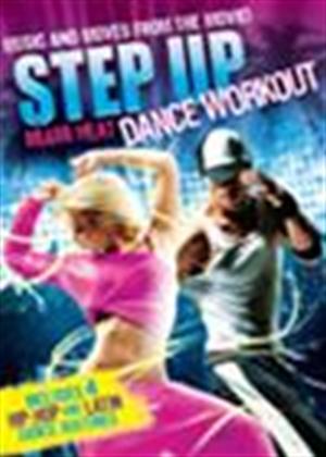 Rent Step Up: The Workout Online DVD Rental