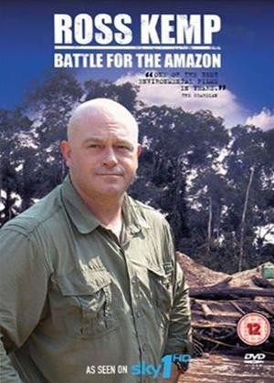Rent Ross Kemp: Battle for the Amazon Online DVD Rental