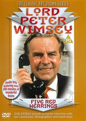 Rent Lord Peter Wimsey: Five Red Herrings Online DVD Rental