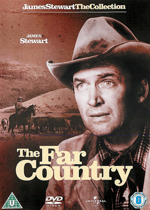 The Far Country Online DVD Rental