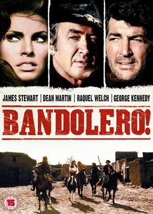 Rent Bandolero Online DVD Rental