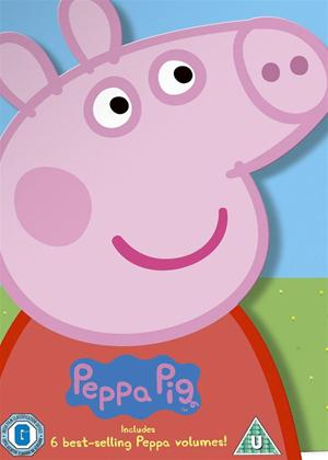 Rent Peppa Pig: Head Pack Online DVD Rental