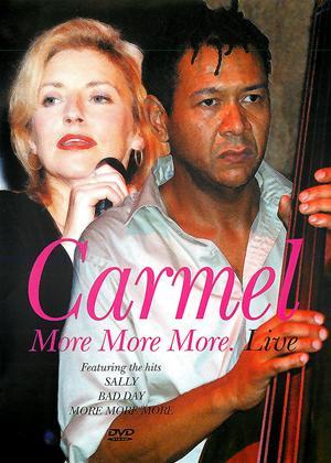 Carmel: More More More - Live Online DVD Rental