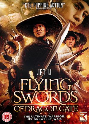 Flying Swords of Dragon Gate Online DVD Rental