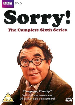 Rent Sorry!: Series 6 Online DVD Rental