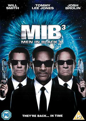 Rent Men in Black 3 Online DVD Rental