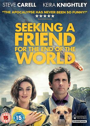 Seeking a Friend for the End of the World Online DVD Rental