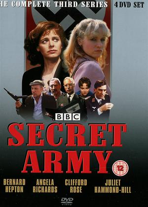 Secret Army: Series 3 Online DVD Rental