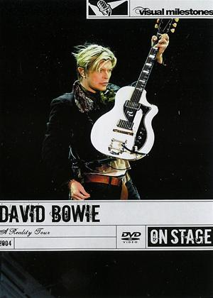 Rent David Bowie: A Reality Tour - Live in Dublin Online DVD Rental