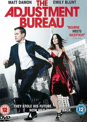 The Adjustment Bureau Online DVD Rental