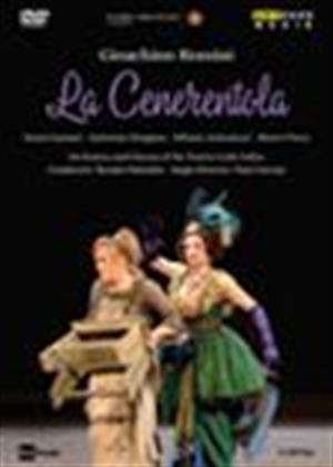 La Cenerentola: Teatro Carlo Felice (Palumbo) Online DVD Rental