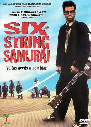 Rent Six-String Samurai Online DVD Rental