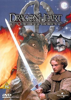 Rent Dragonheart: A New Beginning Online DVD Rental