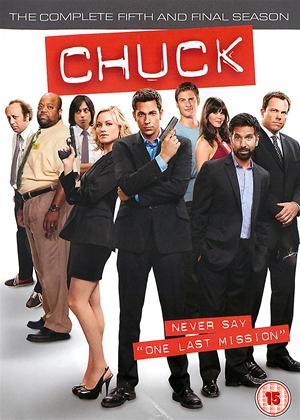 Chuck: Series 5 Online DVD Rental