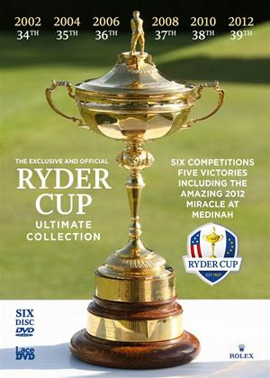 Ryder Cup: Official Ultimate Collection Online DVD Rental