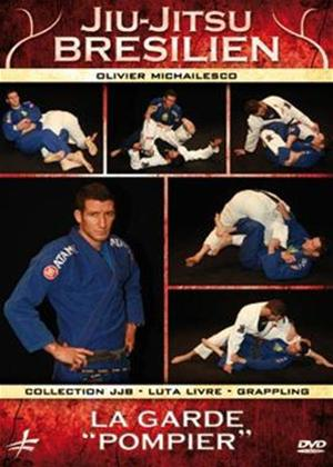 Rent Brazilian Jiu-Jitsu: The Firefighter Guard Online DVD Rental