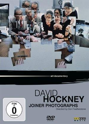 Rent David Hockney: Joiner Photographs Online DVD Rental