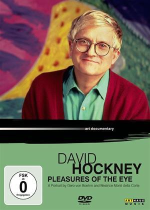 Rent David Hockney: Pleasures of the Eye Online DVD Rental