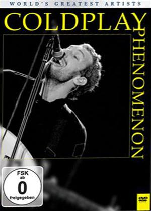 Rent Coldplay: World's Greatest Artists: Phenomenon Online DVD Rental