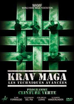 Rent Krav Maga: Advanced Techniques Online DVD Rental