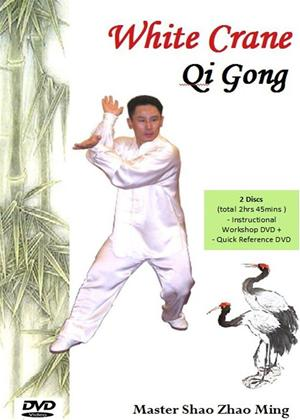 Rent White Crane: Qi Gong Online DVD Rental