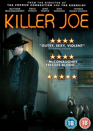 Killer Joe Online DVD Rental