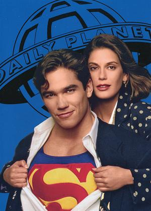 Lois and Clark: Series 1 Online DVD Rental