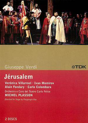 Rent Verdi: Jerusalem Online DVD Rental