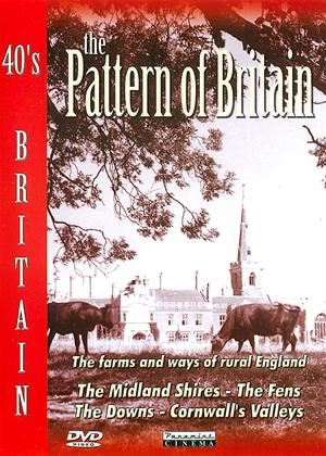 Rent 40s Britain: The Pattern of Britain Online DVD Rental