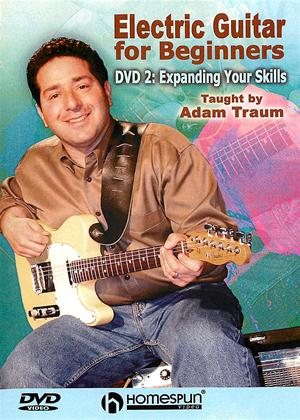 Rent Electric Guitar for Beginners: Vol.2: Expanding Your Skills Online DVD Rental