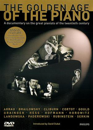 Rent The Golden Age of the Piano Online DVD Rental