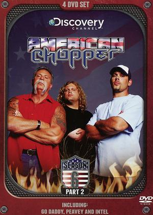 Rent American Chopper: Series 6: Part 2 Online DVD Rental