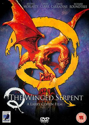 Rent Q: The Winged Serpent Online DVD Rental