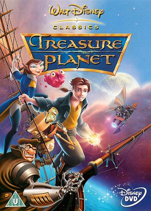 Treasure Planet Online DVD Rental