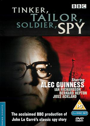 Rent Tinker, Tailor, Soldier, Spy: TV Miniseries Online DVD Rental