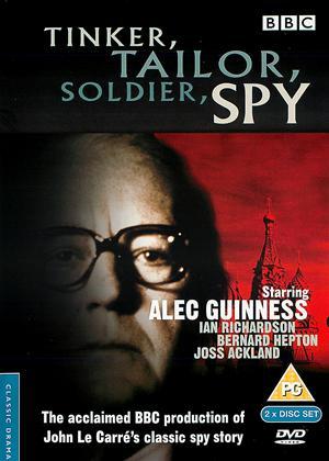 Tinker, Tailor, Soldier, Spy: TV Miniseries Online DVD Rental