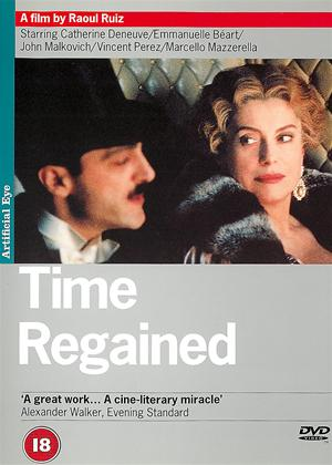 Time Regained Online DVD Rental